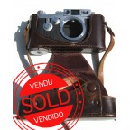 Leather case for Leica IIIg