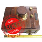 9x12 cm PLATE WOODEN CAMERA