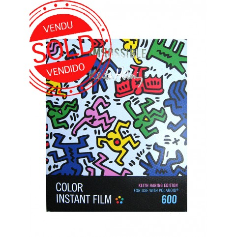 IMPOSSIBLE PROJET POLAROID 600 (KEITH HARING)
