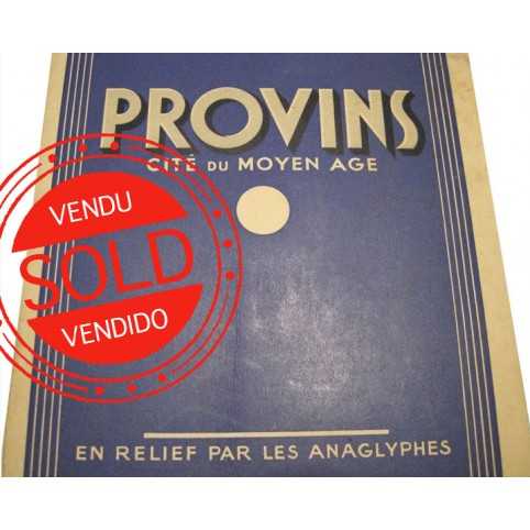 provins- ANAGLYPH PHOTO BOOK (1940)